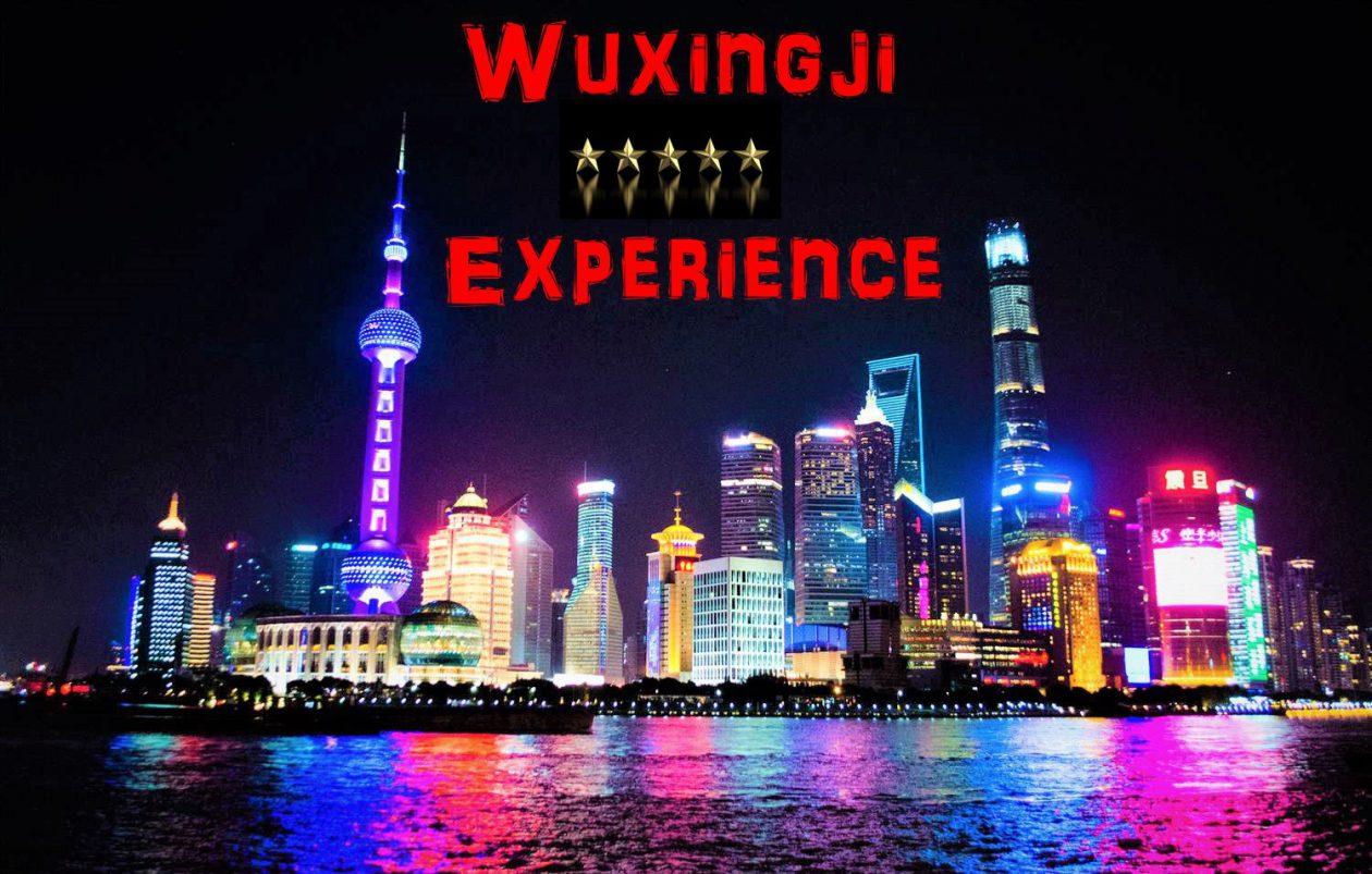 Wuxingjiexperience